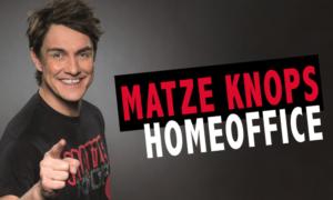 Matze Knops Homeoffice